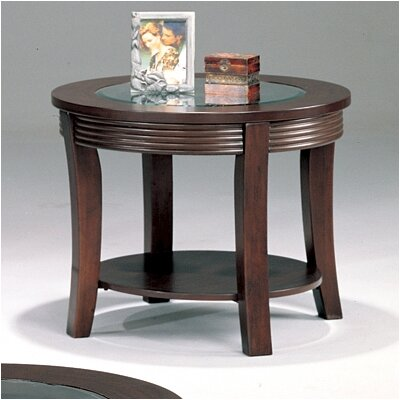 Wildon Home ® Blue Lake End Table