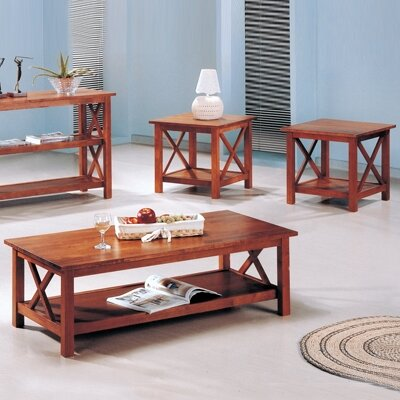Wildon Home ® Independence 3 Piece Coffee Table Set