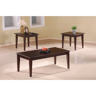 Wildon Home ® Ione 3 Piece Coffee Table Set
