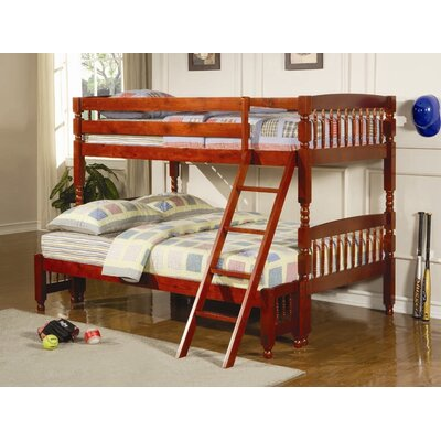 Wildon Home ® Dayton Twin over Full Bunk Bed