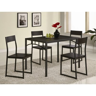 Wildon Home ® Kenefick 5-Piece Dining Set