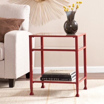 Wildon Home ® Victor End Table