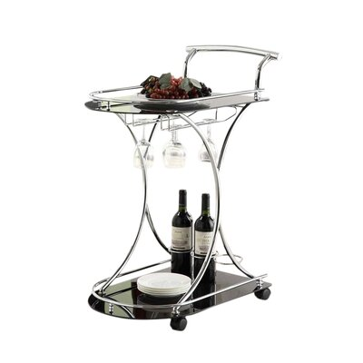 Wildon Home ® Cameron Serving Cart