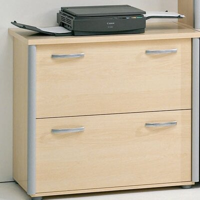 Wildon Home ® 2-Drawer Comet File Cabinet