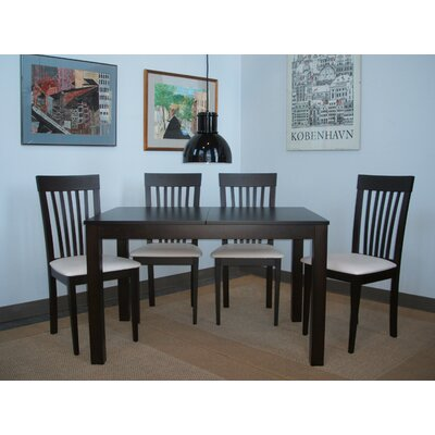 Wildon Home ? Moderna 5 Piece Dining Set