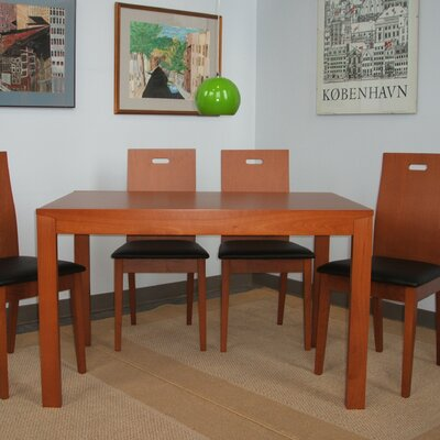Wildon Home ? Salerno 5 Piece Dining Set