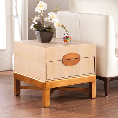 House of Hampton Elene End Table