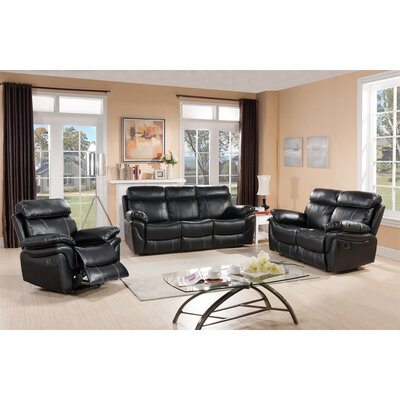 Wildon Home ® Motion Living Room Collection