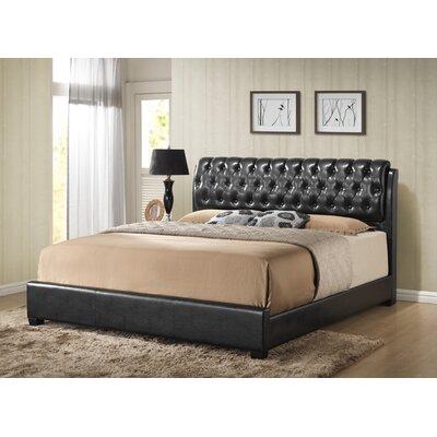 Wildon Home ® Barnes Upholstered Panel Bed