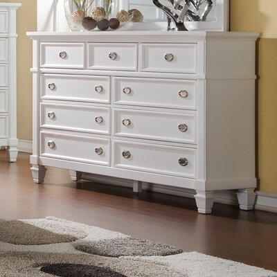 Wildon Home ® Dolce 9 Drawer ..