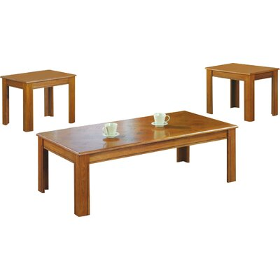 Wildon Home ® Junction City 3 Piece Coffee Table Set