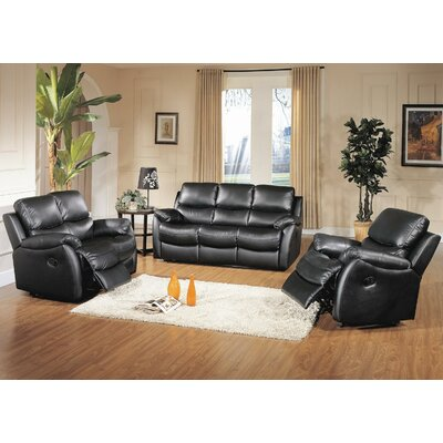 Wildon Home ® Brett Living Room Collection