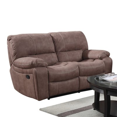 Wildon Home ® Banner Reclining Loveseat