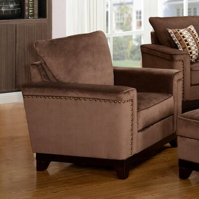 Wildon Home ? Opulence Arm Chair