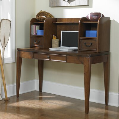 Wildon Home ® Tyler Computer Desk with Hutch