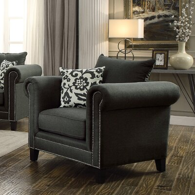 Wildon Home ® Emerson Living Room Collection