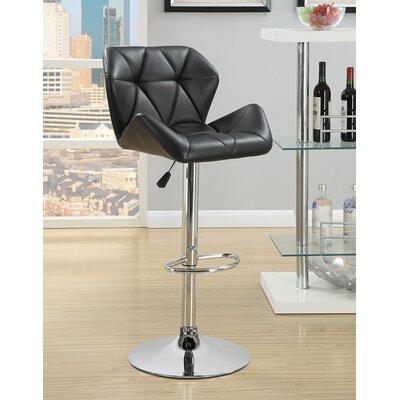 Wildon Home ® Adjustable Height Swivel Bar Stool