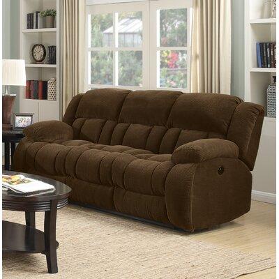 Wildon Home ® Weissman Motion Reclining Sofa