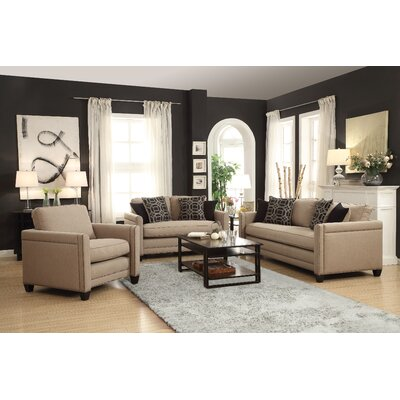 Wildon Home ® Pratten Living Room Collection