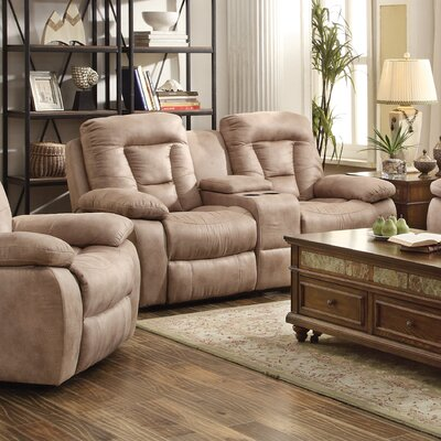 Wildon Home ® Power Reclining Loveseat