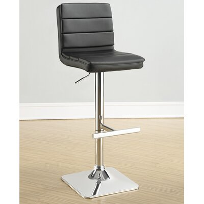 Wildon Home ® Adjustable Height Bar Stool