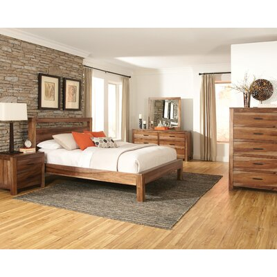 Wildon Home ® Platform Bed