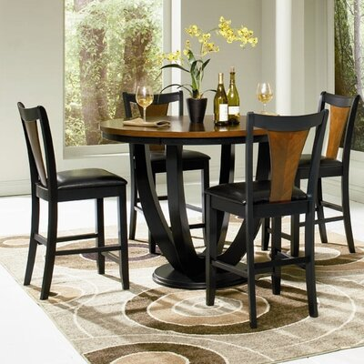 Wildon Home ® Beals 5 Piece Dining Set