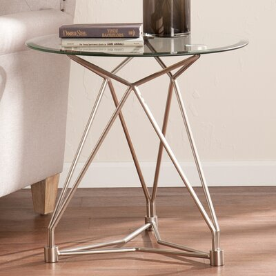 Brayden Studio Janus End Table