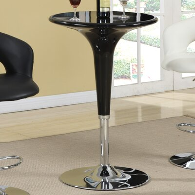 Wildon Home ® Adjustable Height Pub Table