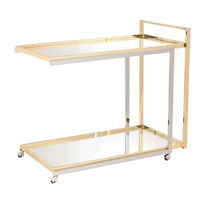 Mercer41 Robin Serving Cart