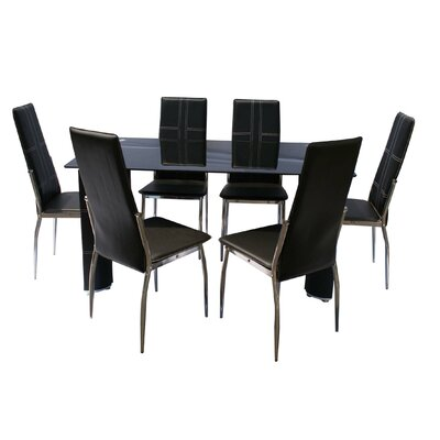 Wildon Home ® Avatar Dining Table