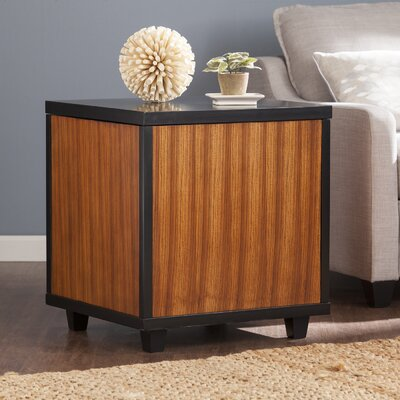 Latitude Run Winnie End Table