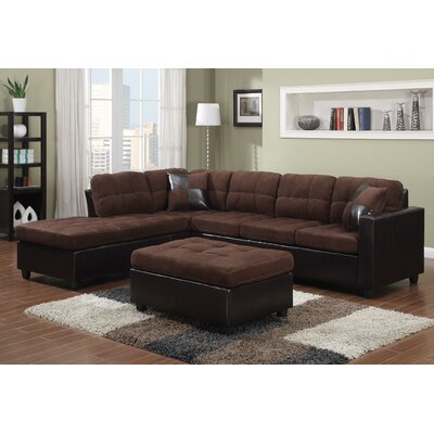 Wildon Home ® Mallory Sectional