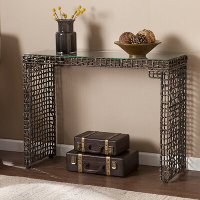 World Menagerie Akersville Console Table
