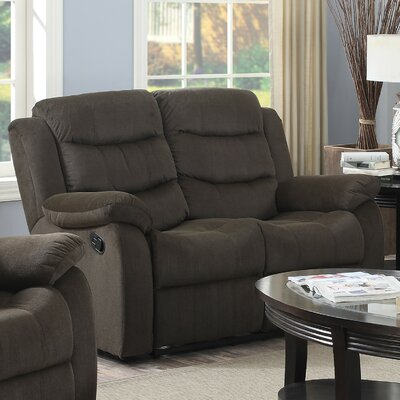 Wildon Home ® Candice Reclining Loveseat