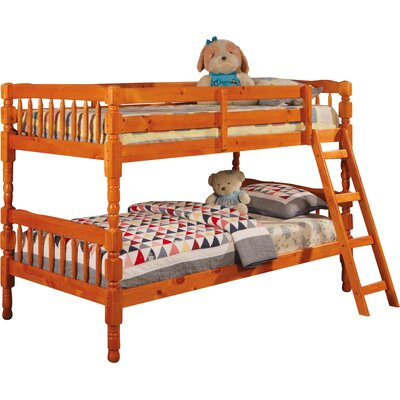 Wildon Home ® Seattle Twin Bunk Bed