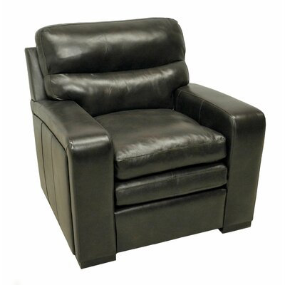 Wildon Home ® Leather Club Chair