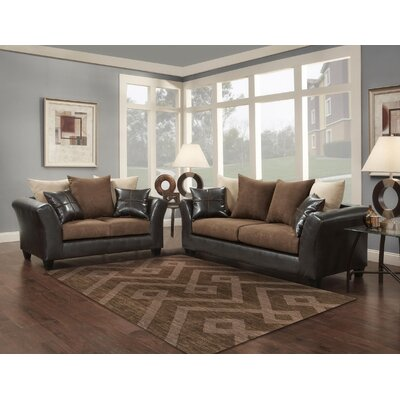 Wildon Home ® Braxton Living Room Collection