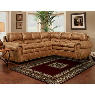 Wildon Home ® Britianya Sectional