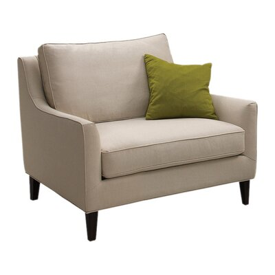 Wildon Home ® Hanover Armchair