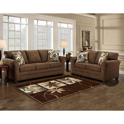 Wildon Home ® Brooklyn Living Room Collection
