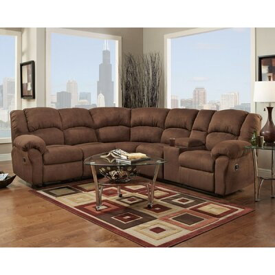 Wildon Home ® Camilla Sectional