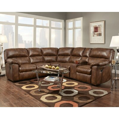 Wildon Home ® Cyndel Sectional