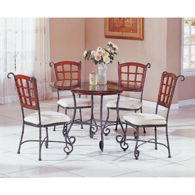 Wildon Home ® Champagne Dining Table
