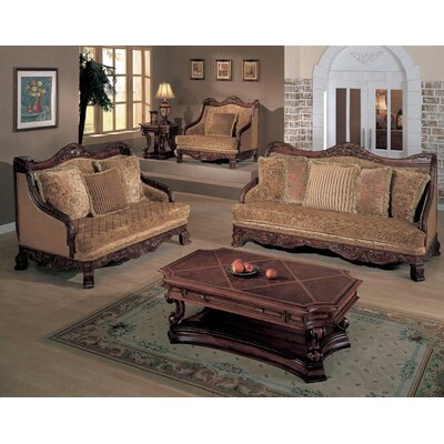 Wildon Home ® Cartago Coffee Table Set
