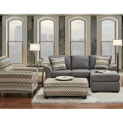 Wildon Home ® Charlie Living Room Collection