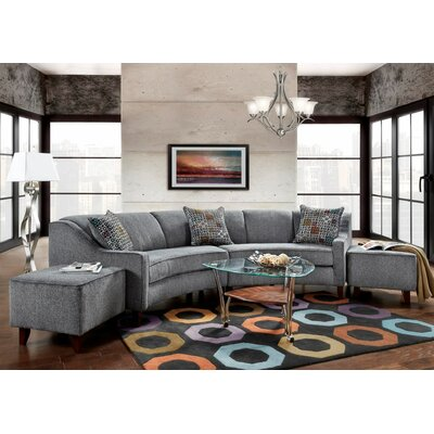 Wildon Home ® Bali Sectional