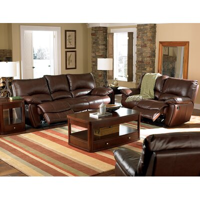 Wildon Home ® Red Bluff Dual Reclining Living R..