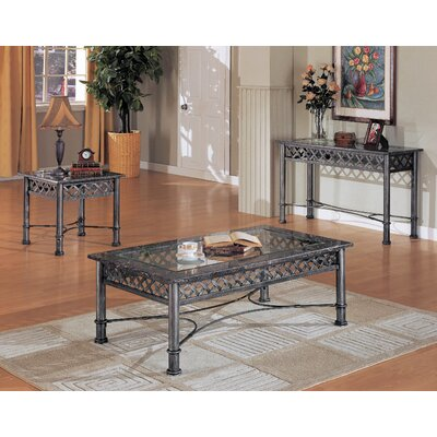 Wildon Home ® Elisa Coffee Table Set