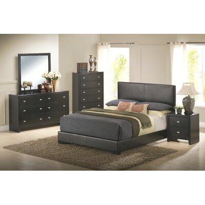 Wildon Home ® Kaspa Queen Platform Customizable Bedroom Set